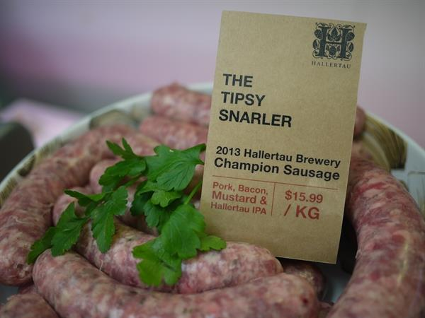 The Glorious Society of Bangers and Beer, 1st-7th September, 2014