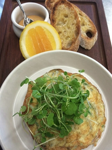 Ostro Whitebait Fritter Recipe