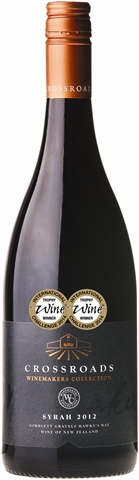Crossroads WC Syrah 2012