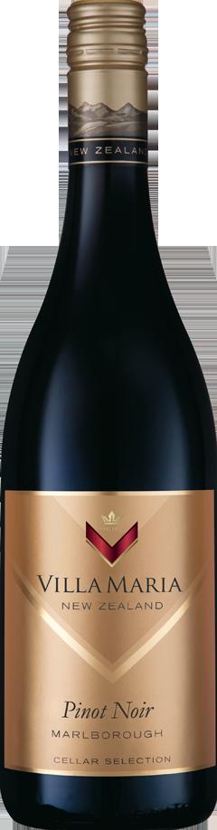 Villa Maria Cellar Selection Pinot Noir 2012