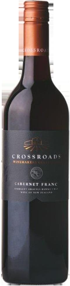 Crossroads Winemaker's Collection Hawke's Bay Cabernet Franc 2013