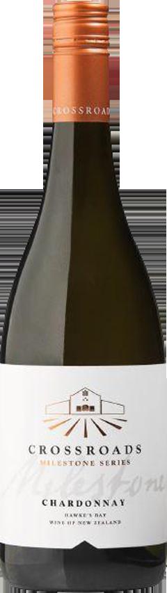 Crossroads Milestone Series Hawke's Bay Chardonnay 2014
