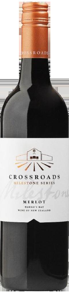 Crossroads Milestone Series Merlot 2013