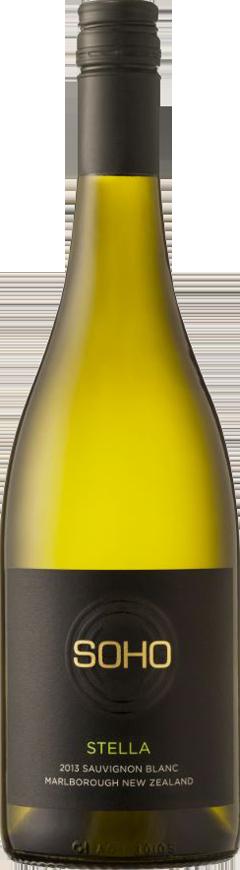 SOHO Stella Sauvignon Blanc 2013