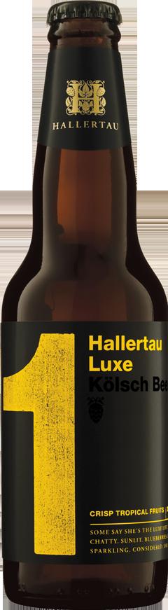Hallertau Luxe Kölsch Beer