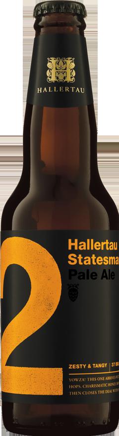Hallertau Statesman Pale Ale
