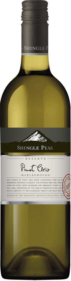 Shingle Peak Reserve Pinot Gris 2013