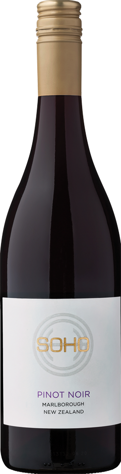 Soho White Collection Pinot Noir 2013